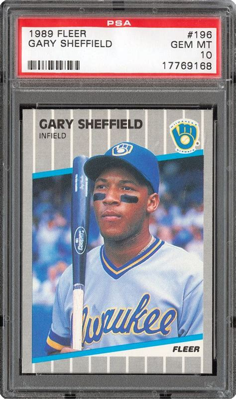 We did not find results for: Baseball Cards - 1989 Fleer | PSA CardFacts®