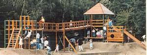 Jeux En Bois Extérieur : aires de jeux cologiques en bois naturel pour ext rieur ~ Premium-room.com Idées de Décoration