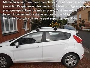Barre De Toit Ford Fiesta : barres de toit universelles ford fiesta vi ~ Voncanada.com Idées de Décoration