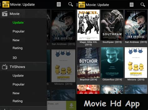 Free Download And Install Movie Hd App Using Movie Hd Apk