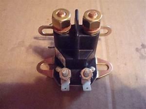 Universal Trombetta Starter Solenoid Replaces Toro 884