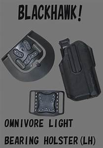 M P9 Holster With Light Black Hawk Omnivore Light Bearing Holster Lh Echigoya横浜店