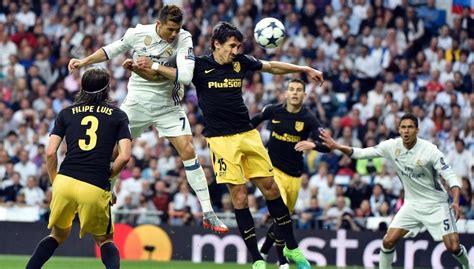 Real Madrid Golea 3-0 Al Atlético Con Goles De Cristiano