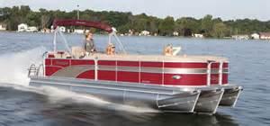 ohio pontoon boat manitou pontoon dealer