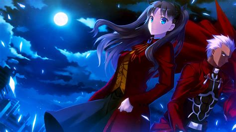 fatestay night unlimited blade works anime wallpapers