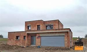 le monde de lea page 12 sur 84 je vous partage tout With plan de maisons gratuit 14 modulaire 12 photo maison plan construction mob toit plat