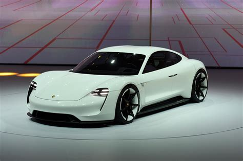 Mission E by Porsche S Mission E Will Compete With Tesla With A 2019
