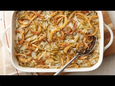 green bean casserole betty crocker recipe youtube