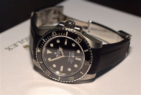 rolex submarine gold rubber rubberb for rolex submariner gmt master ii review