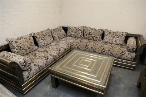 Arabian Sofas by Moroccan Style Sofas Moroccan Style Sofa Lounge Modern