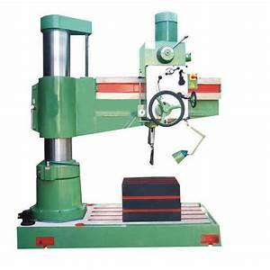 Hydraulic Lock Radial Drilling Machine