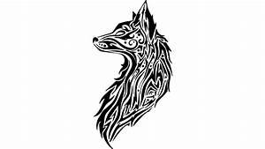 Tribal Fox Art | www.pixshark.com - Images Galleries With ...