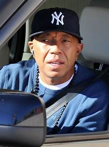 Russell Simmons Driving Around Santa Monica - Zimbio
