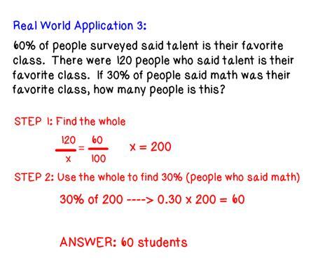 6th Grade Math: Percent, Percent and more percent!
