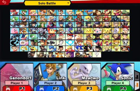 My New Super Smash Bros. Ultimate Final Roster Prediction