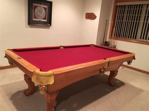 billiards table black friday sale nice pool table washington 98335 gig harbor wa 400