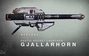 Destiny39s Gjallarhorn The Myth The Legend VG247
