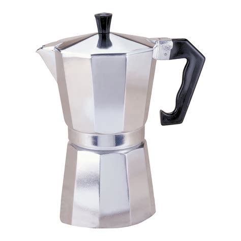 There are many types of coffee makers to choose from but. Primula Stove Top Aluminum Espresso Maker & Reviews   Wayfair