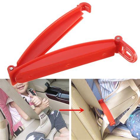 ceinture siege auto bebe pince clip boucle ceinture sécurité serrure enfant bébé