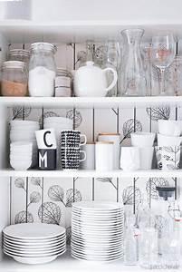 Ikea Regale Küche : ordnungstipps f r eine aufger umte k che mit ikea hack vom billy regal zum k chenschrank im ~ Watch28wear.com Haus und Dekorationen