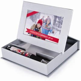 gifts for desk at work photo notebox and pen set great for the work or home