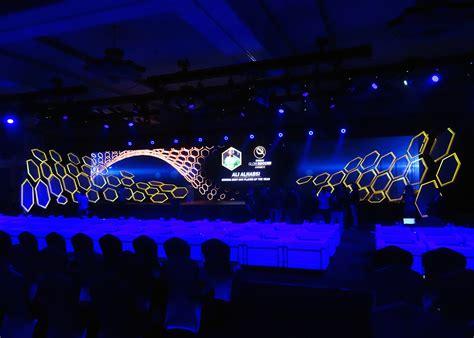 dubai international sports conference  behance