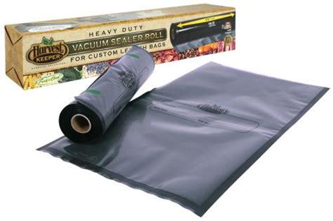 Harvest Keeper® Vacuum Seal Black/clear Storage Bags