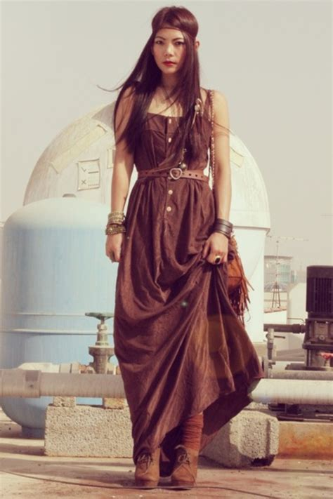 bohamian chic style fashion  wow style