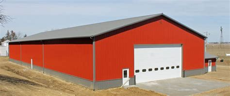 Lined Shop/machine Shed Combo Gallery Iowa And Illinois