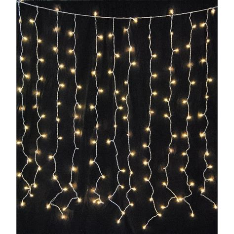 how long of a light string for a 6 ft christmas tree mercury row hillis curtain 6 ft string lights reviews wayfair