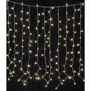 Mercury Row Hillis Curtain 6 Ft Fairy String Lights