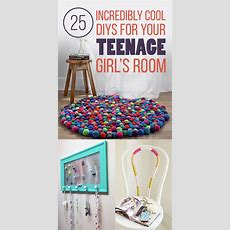 25 Gorgeous Diys For Your Teenage Girl's Room…forget The