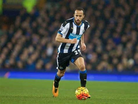 Liverpool linked with Newcastle winger Andros Townsend ...