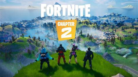 fortnite chapter  season  trailer update chapter