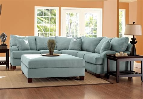rooms to go sofas and sectionals blue microfiber sectional sofa living room astonishing