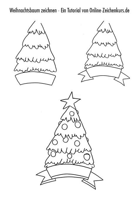 best 28 weihnachtsbaum selber malen tannenbaum