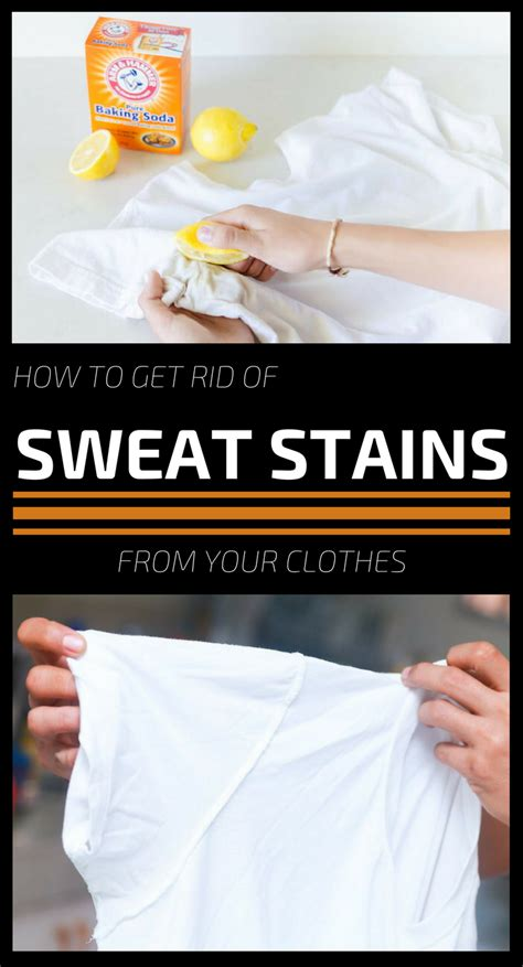 How To Get Rid Of Rust Stains In Tub by How To Get Rid Of Sweat Stains From Your Clothes