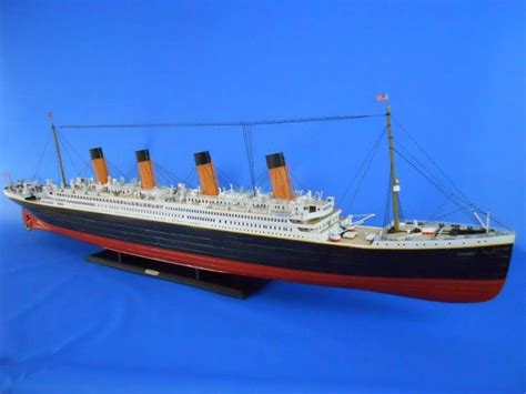 Titanic Boat by Wholesale Rc Titanic 50 Inch Limited Wholesale Radio