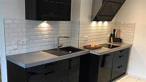 Küche Kosten Pro Meter : arbeitsplatten aus beton diy anleitung mit betonrezept bigmeatlove ~ Frokenaadalensverden.com Haus und Dekorationen