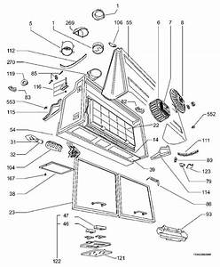 Aeg He3160 Gb  94212069801  Cooker Hood Section Spare