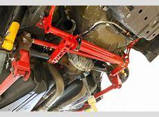 BMR Suspension XSB005 Xtreme Antiroll Bar Kit, Rear