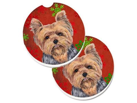 Yorkie Kitchen Accessories by Carolines Treasures Sc9428carc Yorkie Green