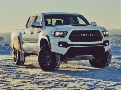 2018 Toyota Tacoma Diesel Review and Price   Trucks