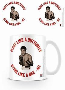 Muhammad Ali Leinwand : tasse muhammad ali float like a butterfly sting like a bee retro bei europosters ~ Whattoseeinmadrid.com Haus und Dekorationen