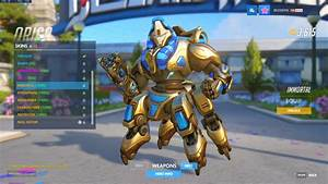 Blizzard World All The New Legendary Skins In Overwatch
