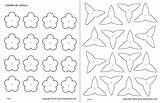 Flower Lei Printable Templates Pages Coloring Firstpalette sketch template