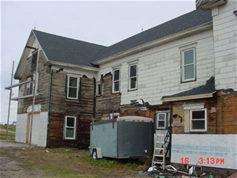 asbestos siding removal remediation  waste management