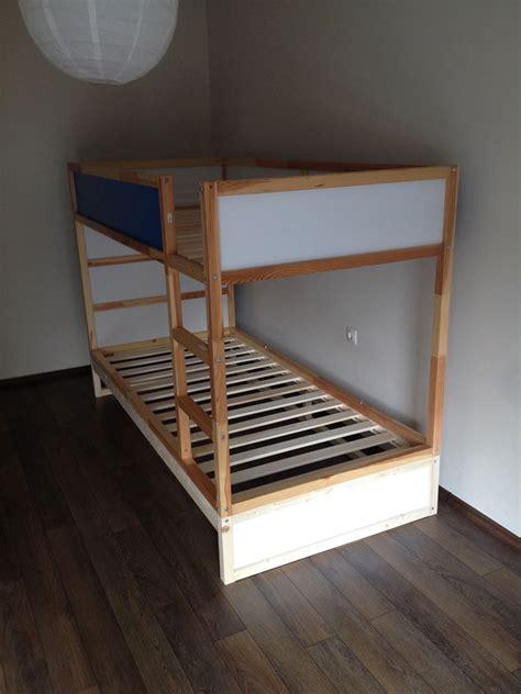 ikea bunk ikea kura double bunk bed extra hidden bed sleeps 3 ikea hackers ikea hackers