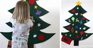Kids Christmas Felt Tree Jane