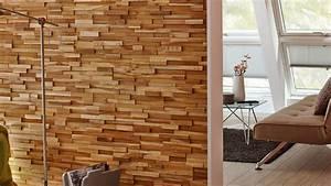 Panneau Bois Decoratif Interieur : rev tement mural le panneau d coratif soumission renovation ~ Melissatoandfro.com Idées de Décoration